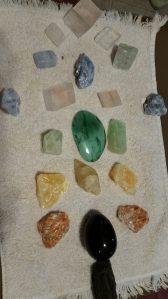 calcite stones